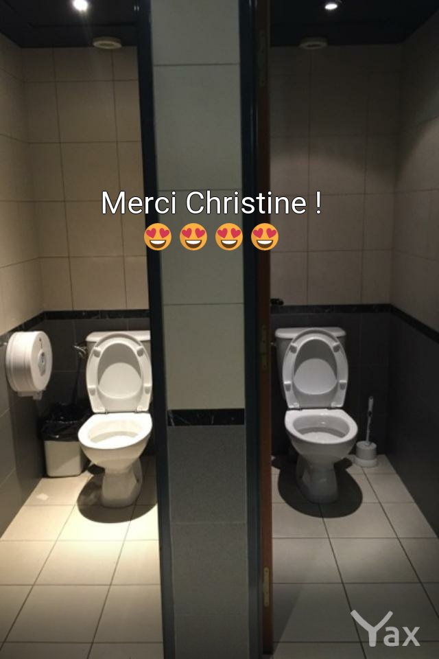 Merci Christine ! ????