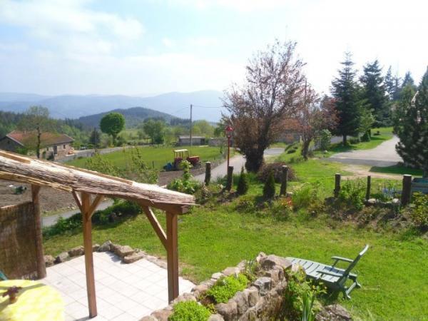GÎTE RURAL EN ARDECHE - Ardèche, Rhône-Alpes - Chezmatante.fr