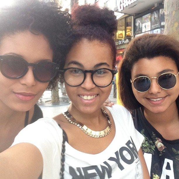 Trop belle les filles