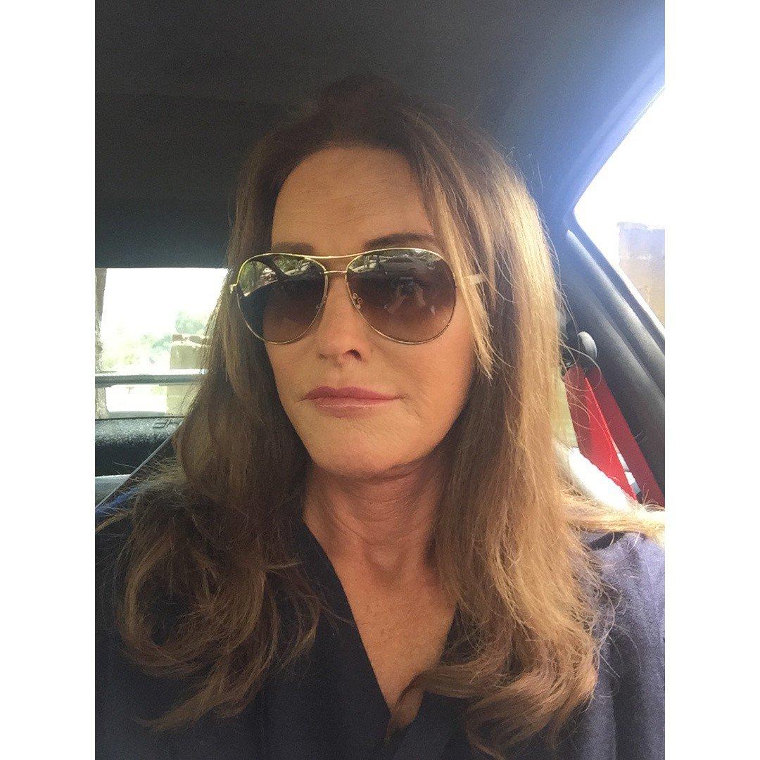 Le premier selfie de Caitlyn Jenner ! Qu'en pensez vous?