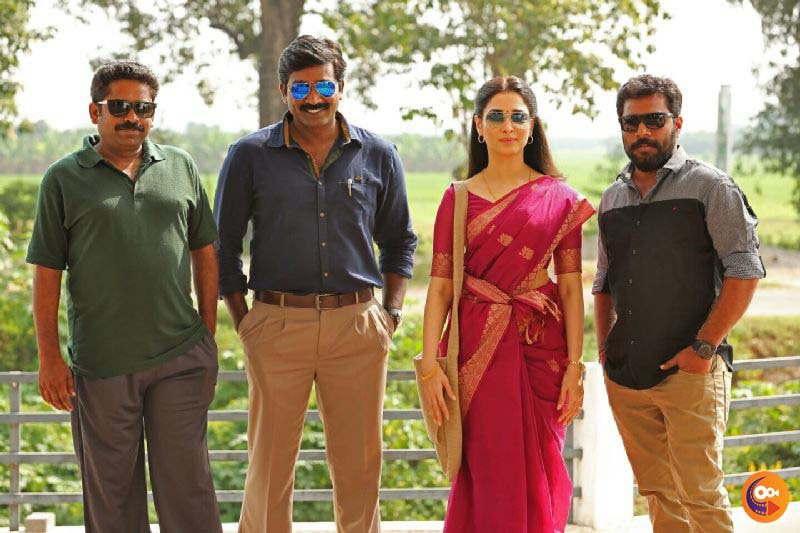 Dharmadurai Movie Stills & Poster