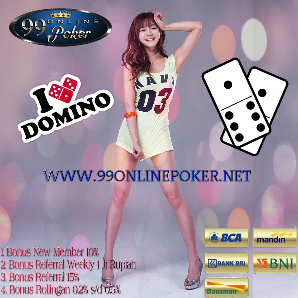 Judi Domino Online Indonesia