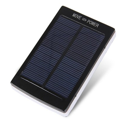 Dual USB Portable Solar Charger Panel Power Bank FREE SHIPPING WORDWIDE