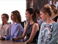 THE BLING RING - Interview de l'équipe du film