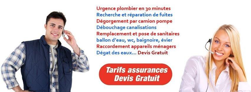 Facebook urgence plombier paris 11