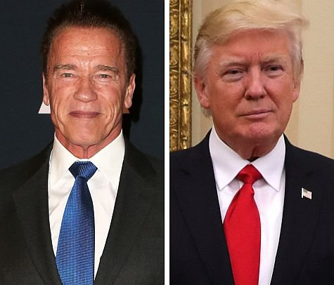 Arnold Schwarzenegger vs. Donald Trump: Who Wins? | Crippled Politics