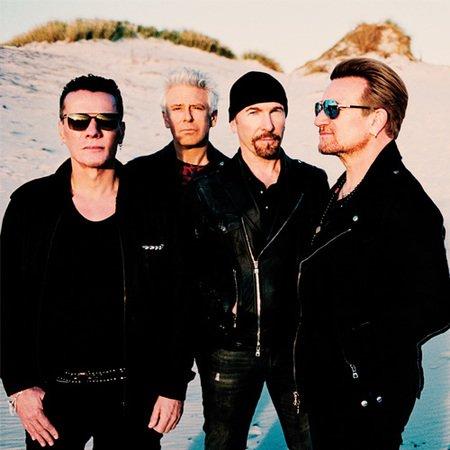 U2 > News > The Joshua Tree Tour 2017