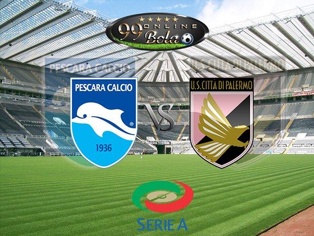 Prediksi Pescara Vs Palermo 23 Mei 2017