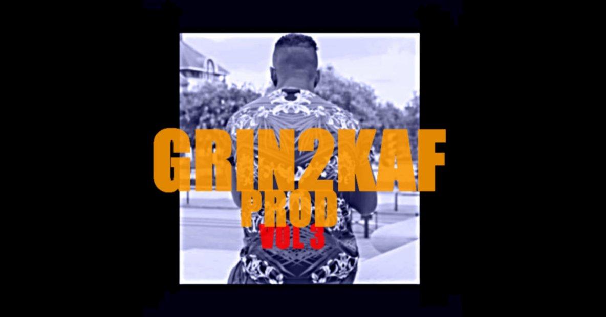 Telechargez l album grin2kaf prod vol 3 ki est une compilation d instrumentale !!!~! en attendant MVP 2 sortie le 6 mai !!!