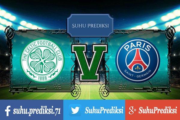Prediksi Bola Celtic Vs PSG 13 September 2017