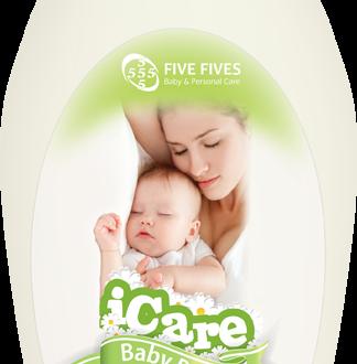 أى كير سائل استحمام للأطفال – خمس خمسات