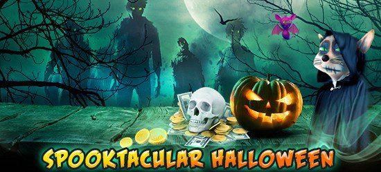 CASINO BONUSES AND FREE SPINS FOR HALLOWEEN 2017 in UK