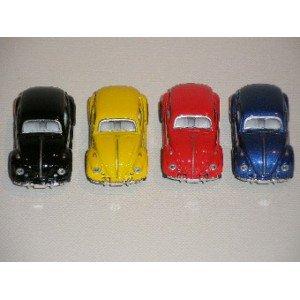 Lot Cox coccinelle voiture Miniature Métal Volkswagen