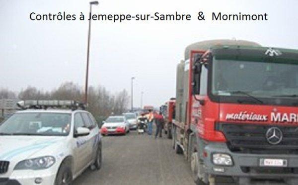 10-01-2015 - Sambreville et Jemeppe-sur-Sambre - Un Flic Policier R...
