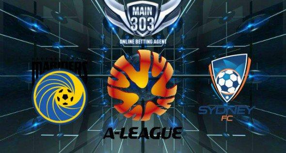 Prediksi Central Coast Mariners vs Sydney 19 Maret 2016