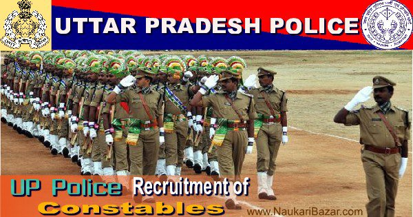 UP Police Recruitment 2016 Apply Online of 35000 Constable Bharti
