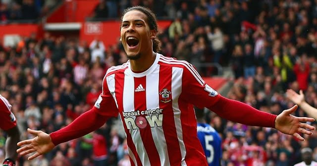 Southampton demand world record fee for Liverpool, Man City target Van Dijk - Daily Soccer News