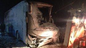 Neige : un accident de car fait un mort et plusieurs blessés - France 3 Bourgogne
