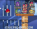 Angry birds rio - Cool Games | Cool Y8 Games