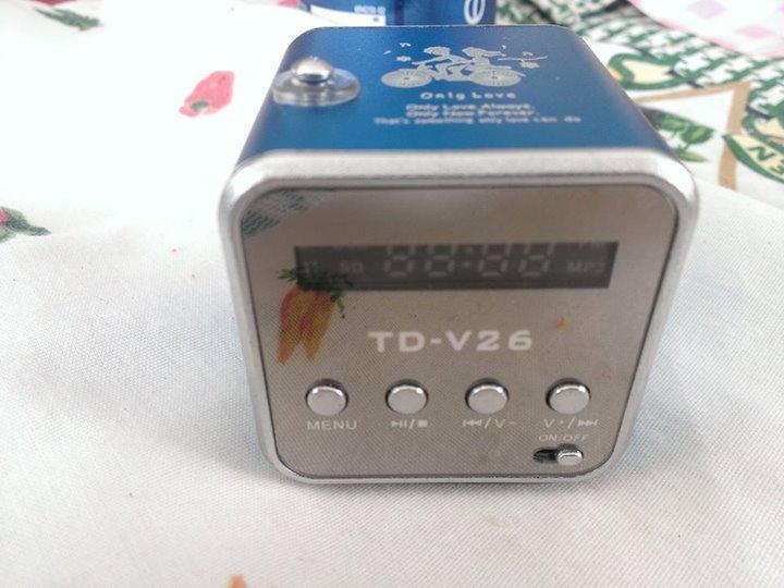 Td-v26 musique mini président utilisez avec lecteur de carte sd usb radio fm 19.99 $ Chacun Contactez-moi !