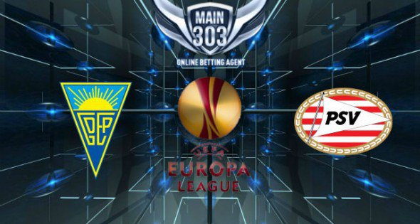 Prediksi Estoril vs PSV 28 November 2014 UEFA Europa League