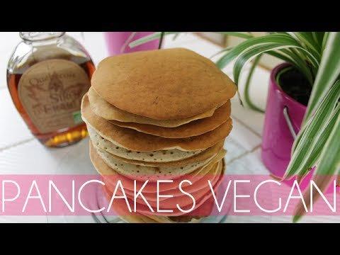 Pancakes vegan diet