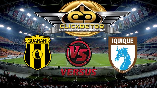 Prediksi Guarani VS Deportes Iquiqu 26 Mei 2017 - Prediksi pertandingan