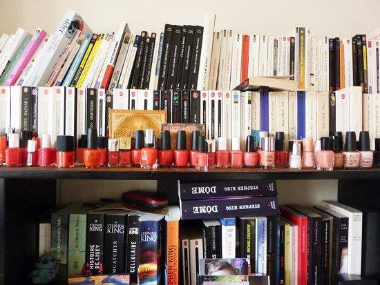 Livres Blog et ce que j' ai fais !