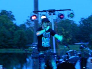 Wrap-Up Magazine: Malachai Hamlin Live Performance At Wreckzfest