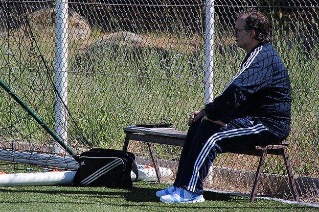 Marcelo Bielsa le passionné