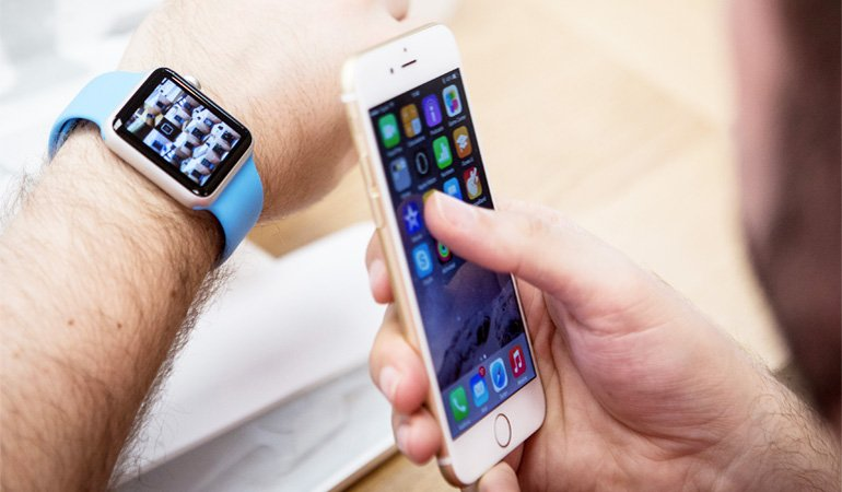 Growing Demand for iPhone Applications for Wearables