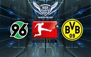 Prediksi Hannover 96 vs Borussia Dortmund 12 September 2015