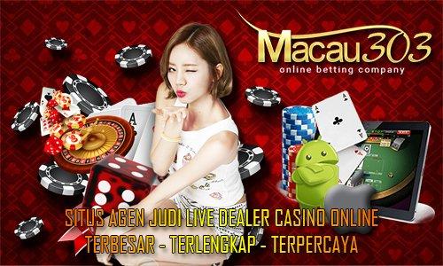 Agen Judi Taruhan Online Live Casino Uang Asli Terpercaya