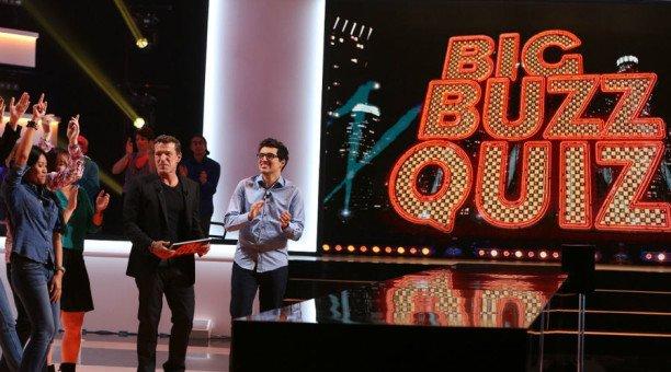 Big Buzz Quiz, le nouveau jeu hilarant animé par Benjamin Castaldi déboule sur C8 !