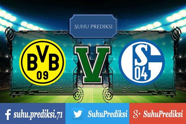 Prediksi Bola Borussia Dortmund Vs Schalke 04 25 November 2017