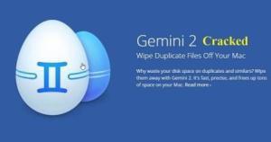 Gemini 2.1.2 Cracked Keygen For Mac OSX Full Download