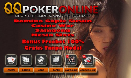 Modal Cuma 200 Perak Bisa Main Poker Online Uang Asli