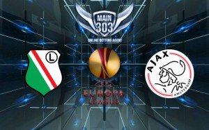 Prediksi Legia Warszawa vs Ajax 27 Februari 2015 UEFA Europa League