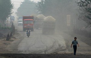 China 10X Beyond Safe Limits: Out Of Control Pollution