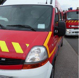 Vosges – Un bus transportant 50 lycéens prend feu ce lundi soir !