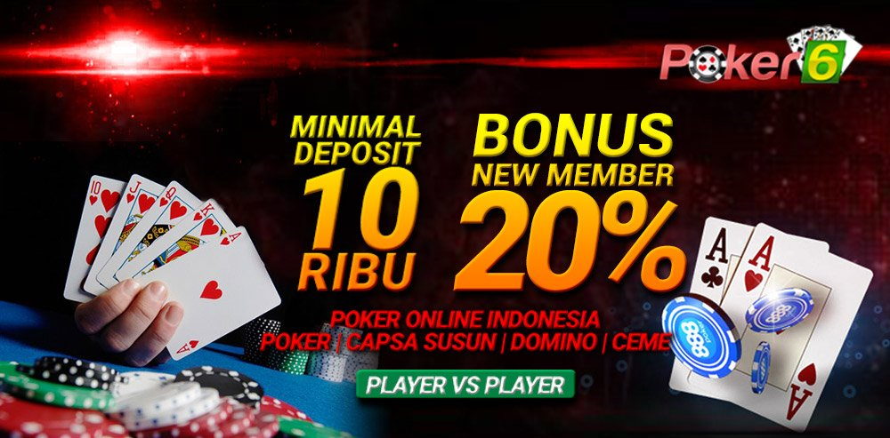 Situs Agen Judi Domino Deposit 10rb