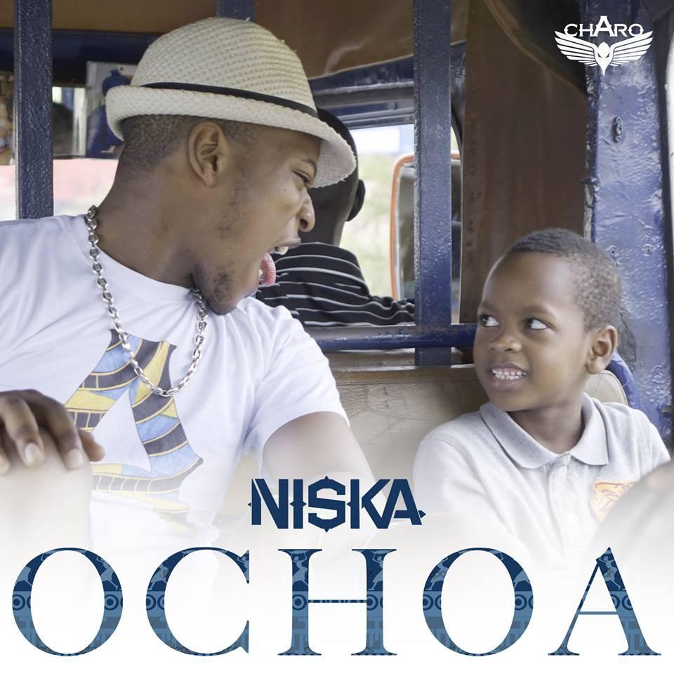 """Découvrez le nouveau clip de Niska """" Ochoa """""""