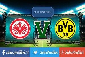 Prediksi Bola Eintracht Frankfurt Vs Borussia Dortmund 28 Mei 2017