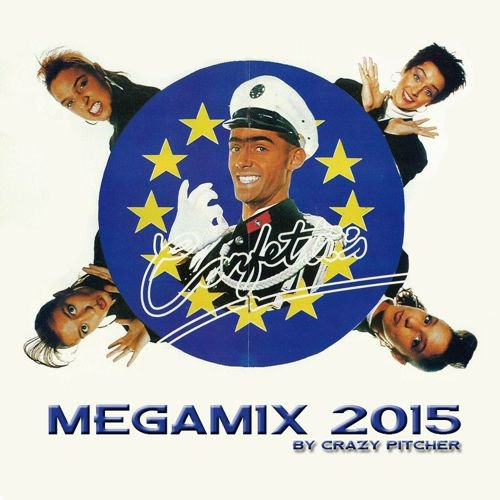 Confetti's Megamix 2015 by Crazy Pitcher