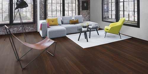Sàn gỗ màu xám giá rẻ tại Hà Nội