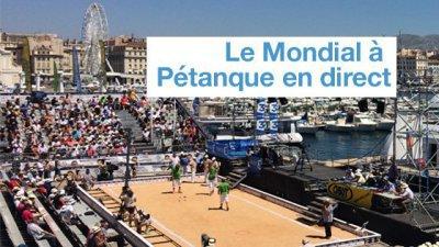 Mondial la Marseillaise à Pétanque. Les conseils d'un pro : le tir classique et le carreau