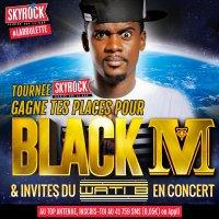 BLACK M EN CONCERT