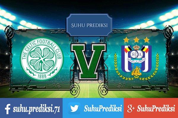 Prediksi Bola Celtic Vs Anderlecht 6 Desember 2017