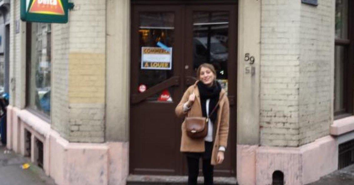 Un nouveau café littéraire à Bruxelles