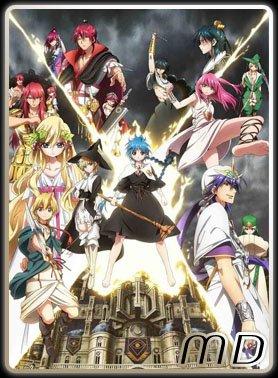 Magi The Labyrinth of Magic Vostfr - Manga direct